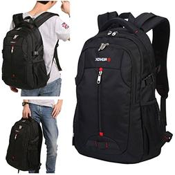 Kenox Water Resistant Laptop and Tablet Backpack for Noteboo