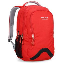 Bolang Water Resistant Nylon Backpack School College Laptop