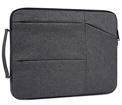 15.6 inch Premium Water Resistant Shockproof Laptop Briefcas