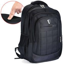 Waterproof 17 inch Laptop Backpack Travel Sport Rucksack Sch