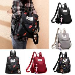 Waterproof Backpack Women School Bags For Girl Travel Laptop