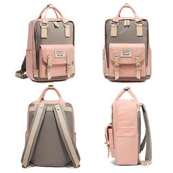 Waterproof Classic Backpack Women School Bags for Students T