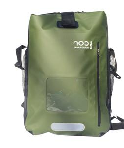 Waterproof Dry Bag Backpack with Padded Laptop Sleeve 40 Lit
