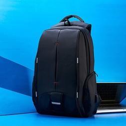 Waterproof Laptop USB Charge Backpack 15 17 Inch Netbook Bag