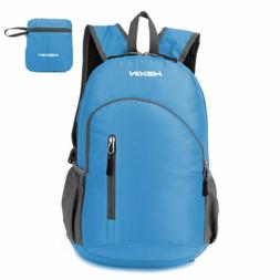 waterproof rucksack laptop shoulder backpack travel outdoor