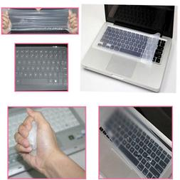 Waterproof Silicone Protective Film Keyboard Cover for Dell