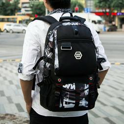 waterproof swiss travel backpack men 15 laptop