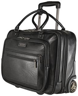 Kenneth Cole Reaction Wheel Fast Double Compartment Top Zip