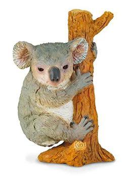 CollectA Wildlife Koala Bear Climbing a Tree Toy Figure - Au