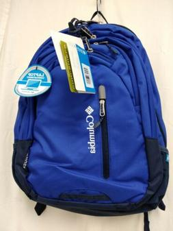 """Columbia Winchuck Backpack With 15"""" Laptop Pocket, Azul"""