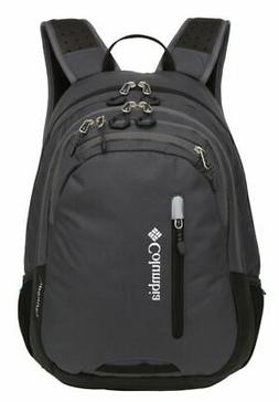 "Columbia Winchuck Backpack With 15"" Laptop Pocket, Graphite"