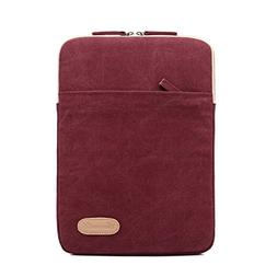 Canvaslife Wine Red Canvas Vertical Style Water Resistant La