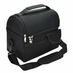 Insulated Lunch Bag For Women Men Kids Thermos Cooler Adults