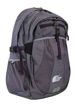 The North Face Women Recon laptop backpack book bag 17X14X4