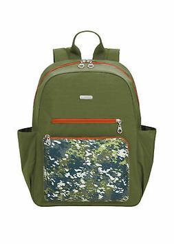 baggallini Women's Multicolored Laptop Backpack, Nylon, Mult