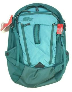 The North Face Women's Surge 31L Backpack Blue / Green NEW