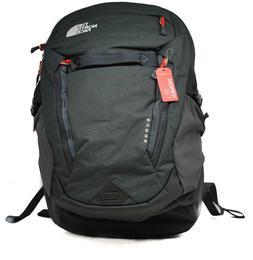 The North Face Women's Surge Backpack Asphalt Grey Light Hea