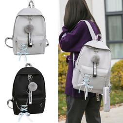 Women School Bags Travel Laptop Girls Shoulder Backpack Ruck