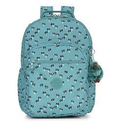 ac645fe103 Kipling Women s Seoul Large Printed Laptop Backpack One Size