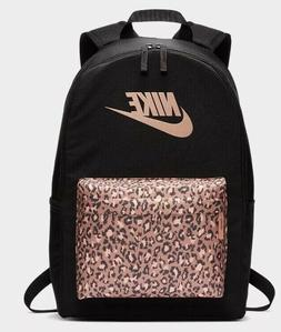 Women/Youth Girls Nike Heritage 25 L Backpack Dual Zippered