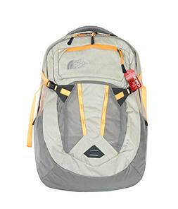 "The North Face Womens Recon Backpack 19"" x 14"" x 4"" VAPOR GR"