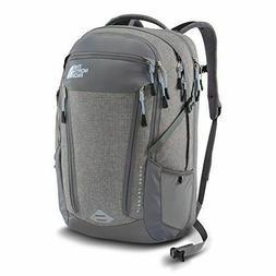 The North Face Womens Surge Transit Laptop Backpack Bag Zinc