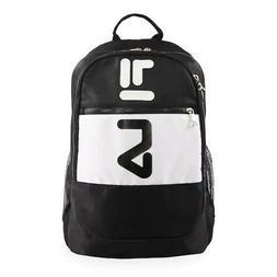 FILA® WYATT Retro Backpack Laptop & Tablet Bottle Holder Bl