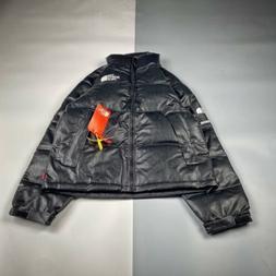 Supreme X The North Face 17FW Leather Nuptse Size M & L