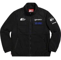 Supreme X The North Face Expedition Fleece Jacket Black size