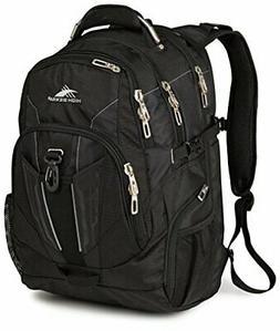 High Sierra XBT Laptop Backpack, Black