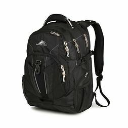 High Sierra XBT TSA Laptop Backpack, Black