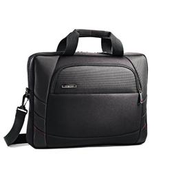 Samsonite Xenon 2 15.6-Inch Slim Briefcase Black