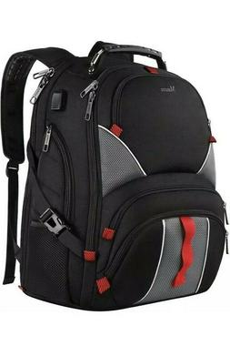 Mancro XLarge Laptop Backpack High Capacity TSA Durable Lugg