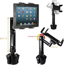 ChargerCity Xtreme Tablet Drinks Beverage Cup Holder Mount w
