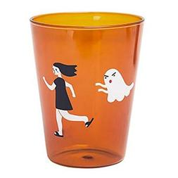 Yizi Ram Diary Series Color Glass Milk Cup Juice Cup 4 Elect