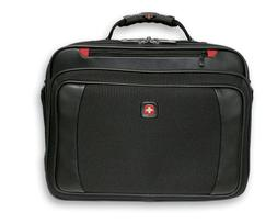 """YUKON from Wenger Single Gusset Computer Bag. Fits most 17"""""""